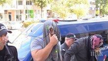 Гледаха мярката на Пахама при закрити врати, оставиха го в ареста