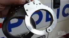 Спипаха със стоп-патрон крадец, бил се укрил в къща на съседи в Бургас