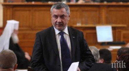 Валери Симеонов очаква най-голяма подкрепа на местните избори в Бургас