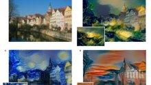 Компютърен алгоритъм създава нова картина на Винсент ван Гог или Пикасо за един час