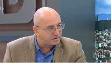 Емил Димитров-Ревизоро: Монополът държи хранилищата на горивата в България (обновена)