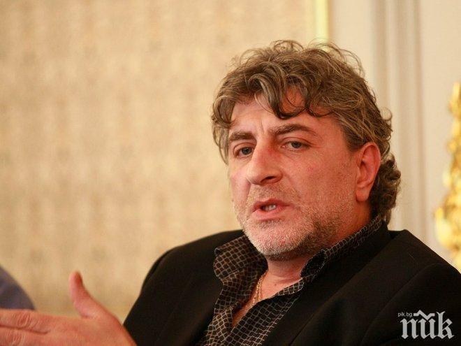 Морфов подаде оставка, обявиха конкурс за директор на Народния театър в понеделник