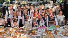 """Пъстра дъга от храни, традиции и занаяти събра в Ивайловград фестивалът """"Кулинарното наследство на Тракия"""" (снимки)"""
