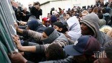 Гърция изпраща армия и полиция на Лесбос