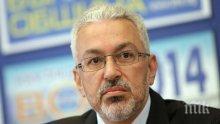 Семерджиев: Здравната карта ще служи като пушка, с която министърът може да застреля болница