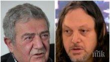 Скандал! Алгафари скочи на Стефан Цанев заради бежанците