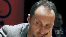 Веселин Топалов направи реми в първата партия срещу Жигалко