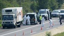 Идентифицирани са само 17 от 71-те загинали в камион мигранти