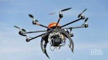 Русия е започнала разузнавателни мисии с дронове в Сирия