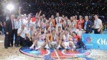 Испания отново взе титлата в Евробаскет, Гасол най-полезен играч на турнира