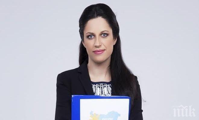 Мария Календерска, кандидат на ББЦ за кмет на София: Не може да храним имигранти, а пенсионерите ни да гладуват