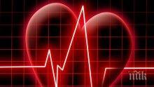 Лазер нормализира сърдечна честота