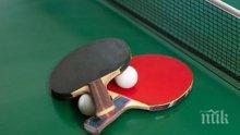 България удари Люксембург на ЕП по тенис на маса