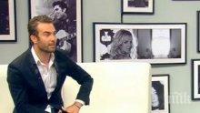 Каскадьорът-модел Антон Касабов прави филм за Левски