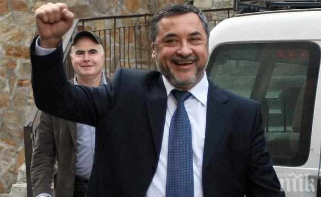 Патриотичният фронт откри кампанията си в Пловдив с молебен