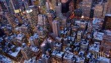 Зла прогноза: Урагани може да потопят Ню Йорк!</p><p>