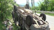 Зверска катастрофа край Шумен, БМВ се натресе в ТИР-шофьорът загина на място