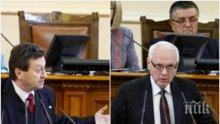 Скандално! Велизар Енчев препоръча ДС-колегата си Ерменков за шеф на военното разузнаване