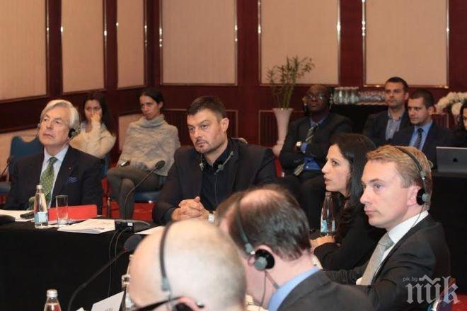 Консерваторите впечатлени от управленската програма на Календерска