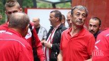 Пламен Марков: ЦСКА ще се развива ясно