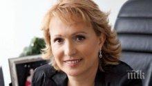 """Шефката на Нова тв Силва Зурлева коментира скандала със 100-те бона, с които """"Америка за България"""" финансира Галя Щърбева и Лора Крумова"""