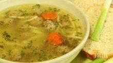 Ваксина, пилешка супа и мед срещу простуди и грип