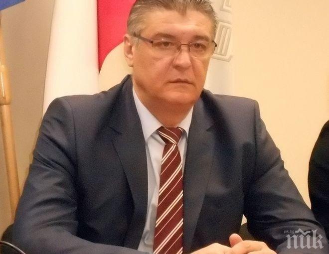 Цветан Антов: Плевен има нужда от работни места, трябва да спрем обезлюдяването на общината