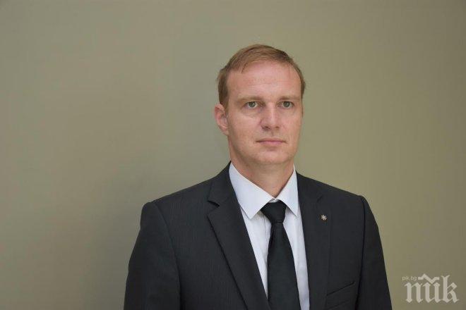Адвокат Дяко Дяков, водач на листата за общински съветници в град Пловдив: В Пловдив балотажът е сигурен, ББЦ ще има решаваща роля в него
