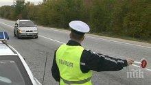 """""""Пътна полиция"""" – Пловдив, погва незаконните гонки"""