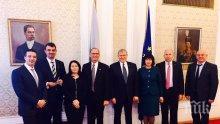 Небраска изяви желание да си сътрудничи с България в сферата на земеделието и храните