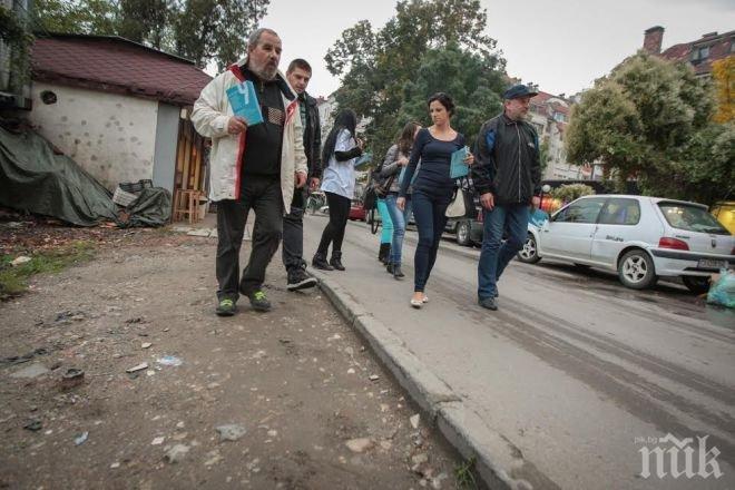 Веселин Харизанов, кандидат на ББЦ за районен кмет на Красно село: София не може да се издържа само от амбулантна търговия
