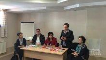 Дора Янкова: Чепеларе се нуждае от гъвкав и мащабен кмет