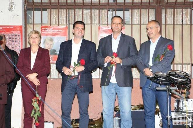 Кандидат на БСП за кмет на Нови Искър Калинка Николова: Ще създам работеща администрация, обърната към проблемите на хората