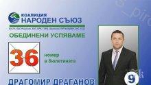 Драгомир Драганов: София трябва да бъде управлявана прозрачно