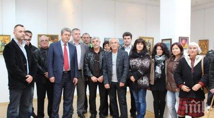 Георги Първанов: Радвам се, че в Пещера АБВ подкрепя доказал се човек като Стелиян Варсанов