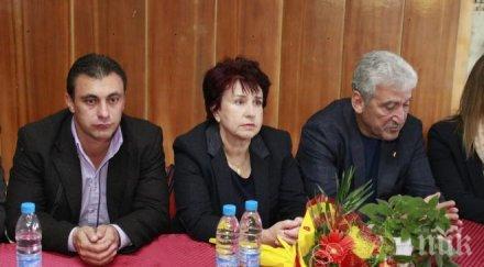 Вяра Церовска: Отборът на ГЕРБ познава проблемите на Перник, а експертите ни имат решения за тях