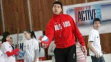 Пушката става шеф на Националната волейболна лига