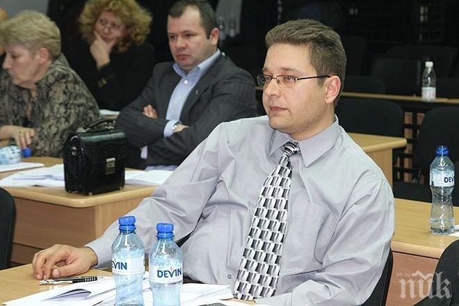 Владимир Елезов: Трябва да дадем надежда на младите хора в Благоевград