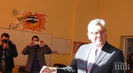 Ерик Рангелов: Гласувах за Перник, за умело, професионално и прозрачно управление
