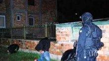 Екшън в Бургас! Въоръжени до зъби апаши нападнаха четирима мъже на бензиностанция