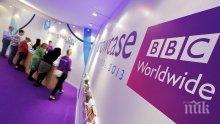 Водещ: Над половината от персонала на Би Би Си се друса с кока и екстази