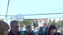 """Кандидатът на ГЕРБ за кмет на район """"Витоша"""" инж. Валери Йорданов: Гарантирам доизграждане на канализацията, реновирани пътища и засилен контрол по снегопочистването"""