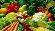 България подготвя износ на плодове и зеленчуци за Китай