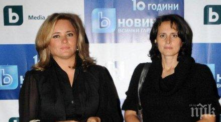 БОМБА! Нова тв рокада: Скандалната Лора Крумова краде Генка Шикерова от Би Ти Ви, вижте какво цели русокосата водеща!