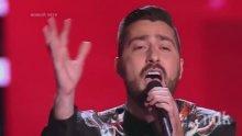 """Наш певец колабира в """"Гласът на Русия"""""""