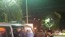 ПЪРВО в ПИК! Екип на КАТ-София арестува четирима бежанци (снимка)