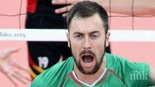 Ники Николов е блокировач №1 на световното клубно първенство по волейбол