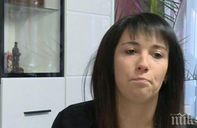 Скандал! Млада майка издъхва след сгрешена диагноза