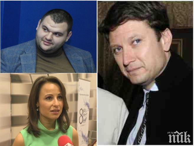 До доблестната репортерка Цънцарова от Би Ти Ви: Разследвайте контактите на шефа си Павел Станчев с Пеевски!