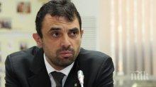 Явор Хайтов: В коя политическа програма е отбелязано, че ще има такова съкращение  и намаление на социални придобивки в МВР